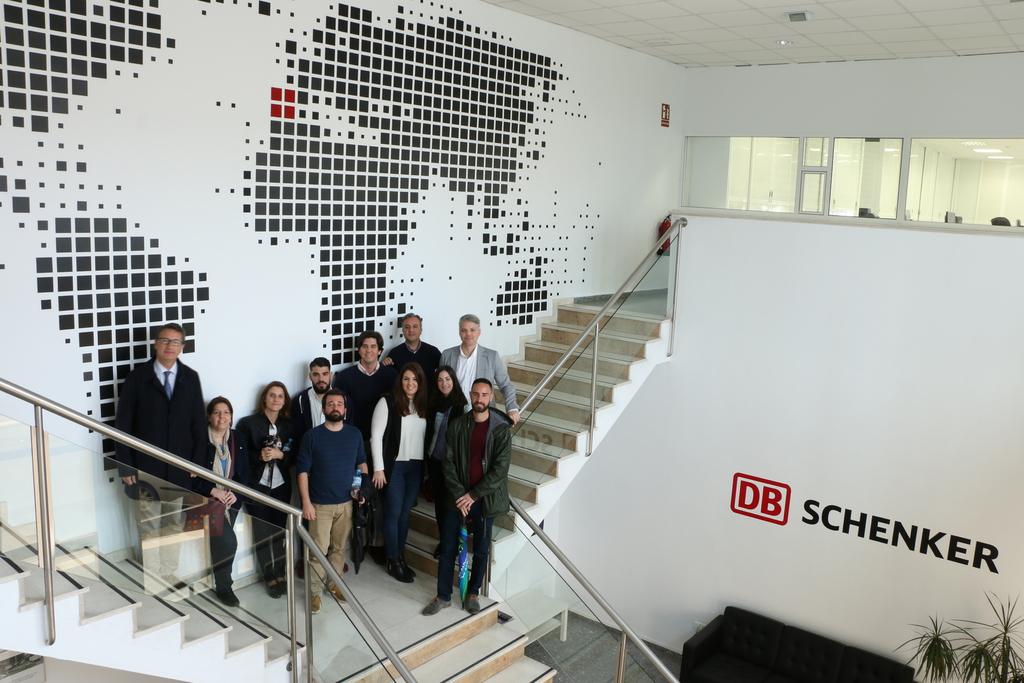 Visita DB Schenker